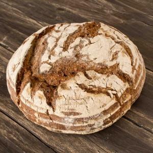 Pan de centeno y semillas 1